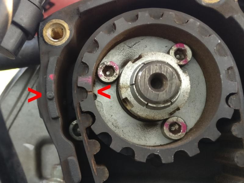 Ducati Monster Timing Belt Interval